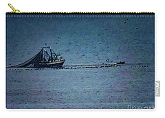 Blue Trawler 1 Carry-all Pouch
