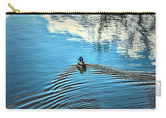 Blue Waters #g0 Carry-all Pouch by Leif Sohlman
