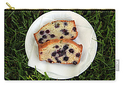 Blueberry Bread Carry-all Pouch