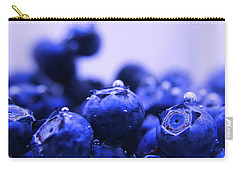 Blueberry Bubbles Carry-all Pouch