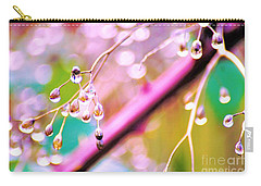 Blueberry Pearls Carry-all Pouch