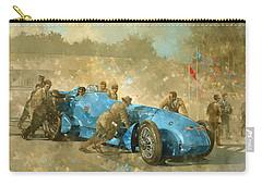 Bluebird Carry-all Pouch by Peter Miller