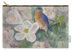 Bluebird Vignette Carry-all Pouch