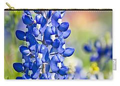 Bluebonnet 1 Carry-all Pouch