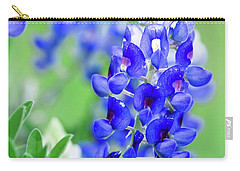 Bluebonnets 071616 Carry-all Pouch