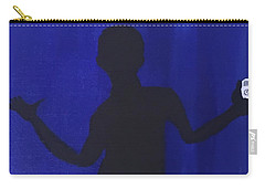 Blued Carry-all Pouch by Joshua Maddison