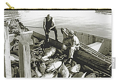 Bluefin Tuna At Barnstable Harbor Carry-all Pouch