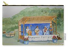 Bluegrass Festival Carry-all Pouch