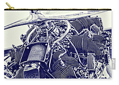 Blueprint Radial Carry-all Pouch