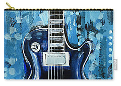 Blues Guitar Carry-all Pouch