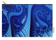 Blues Carry-all Pouch by Ron Bissett