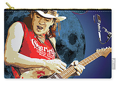 Bluesman Carry-all Pouch by Gary Grayson