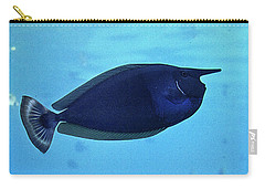 Bluespine Unicorn Fish Carry-all Pouch