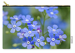 Bluets Carry-all Pouch