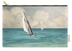 Bluewater Cruising Sailboats Carry-all Pouch