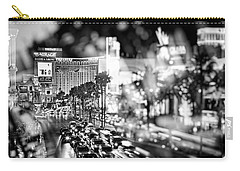 Blurry Vegas Nights IIi Carry-all Pouch