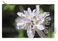 Blushing Azaleas Carry-all Pouch