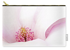 Blushing Magnolia Carry-all Pouch