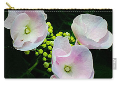 Blushing Pink Sisters Carry-all Pouch