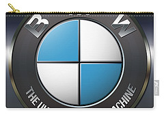 Bmw Logo Carry-all Pouch