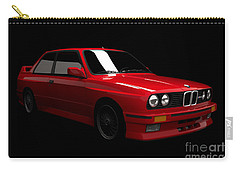 Bmw M3 E30 Carry-all Pouch