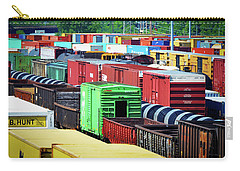 Bnsf Lindenwood Yard Carry-all Pouch