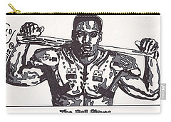 Bo Jackson The Ball Player Carry-all Pouch