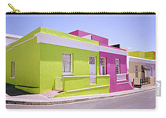 Bo Kaap Color Carry-all Pouch by Shaun Higson