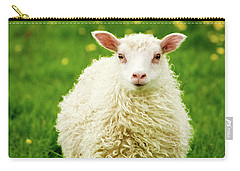 Bo Peep's Sheep Carry-all Pouch by Joan Davis