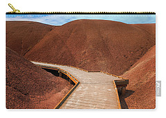 Boardwalk At Painted Cove Hiking Loop Carry-all Pouch