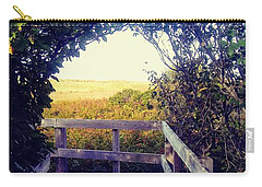Boardwalk To Serenity Carry-all Pouch