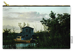Boat House Carry-all Pouch by Cynthia Powell