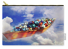 Boat In The Clouds Carry-all Pouch