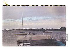 Boat Parking Carry-all Pouch by JAMART Photography