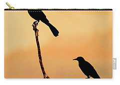 Boat Tailed Grackles Carry-all Pouch