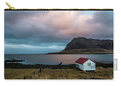 Boathouse At Sunrise Carry-all Pouch