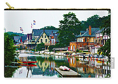 Boathouse Row In Philly Carry-all Pouch