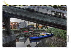 Boats And Bridge Carry-all Pouch
