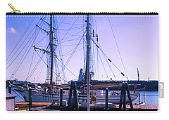 Boats And Ships Carry-all Pouch