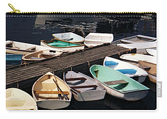 Boats In Waiting Carry-all Pouch
