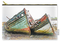 Boats Isle Of Mull 4 Carry-all Pouch