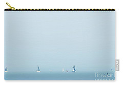 Boats On The Irish Sea Carry-all Pouch