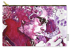 Bob Dylan Carry-all Pouches