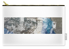 Bob Dylan Triptych Carry-all Pouch