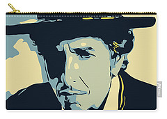 Bob Dylan Carry-all Pouch by Greatom London