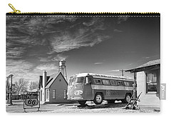Bob Wills And The Texas Playboys Tour Bus Turkey Tx Carry-all Pouch