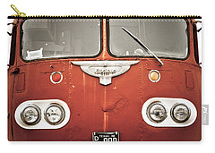 Bob Wills Bus Carry-all Pouch