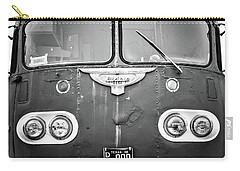 Bob Wills Tour Bus Bw Carry-all Pouch