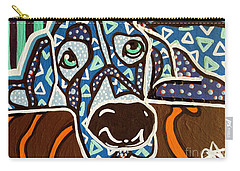 Bobby Blue Eyes Carry-all Pouch