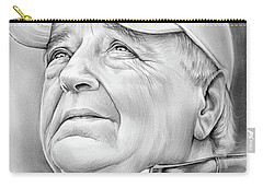 Bobby Bowden Carry-all Pouch by Greg Joens